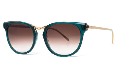 Thierry Lasry - Gummy Sunglasses Green & Gold (3473)