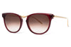 Thierry Lasry - Gummy Sunglasses Burgundy & Gold (509)