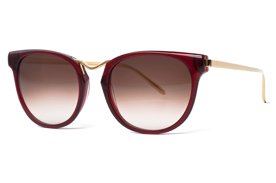 Thierry Lasry - Gummy Sunglasses Grey Tortoise & Rose Gold (018)