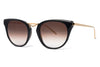 Thierry Lasry - Hinky Sunglasses Black & Gold (101)