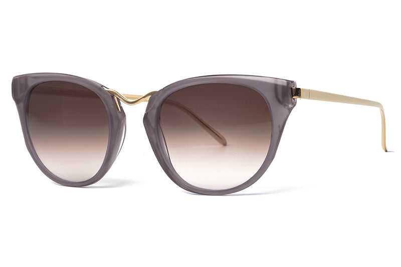 Thierry Lasry - Hinky Sunglasses Translucent Grey & Gold (704)
