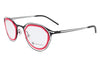 Parasite Eyewear - Genome 6 (Anti-Matter) Eyeglasses Black-Red