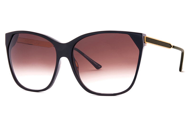 Thierry Lasry - Jeopardy Sunglasses Black (101)