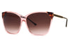 Thierry Lasry - Jeopardy Sunglasses Translucent Pink (1654)