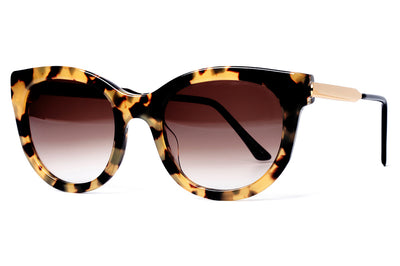 Thierry Lasry - Lively Sunglasses Tokyo Tortoise & Gold (228)