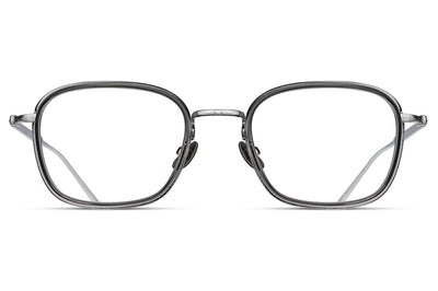 Matsuda Eyewear - M3075 Eyeglasses Grey Crystal/Brushed Silver