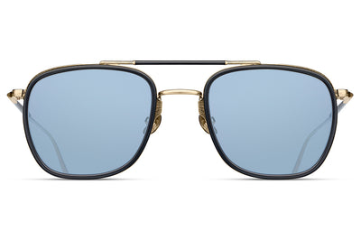 Matsuda - M3081 Sunglasses Brushed Gold/Matte Black
