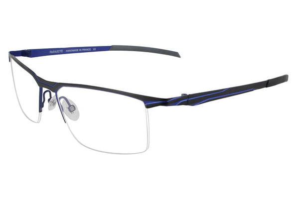 Parasite Eyewear - Mecha 2 Eyeglasses Black-Blue (C72)