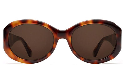 Morgenthal Frederics - 187 Sunglasses Traditional Tortoise