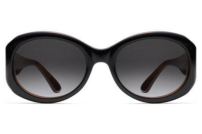 Morgenthal Frederics - 187 Sunglasses Black Tortoise