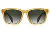 Oscar de La Renta x Morgenthal Frederics - Jo Sunglasses Butterscotch