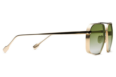 Morgenthal Frederics - Omotesando Sunglasses Shiny Gold