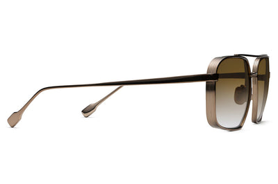 Morgenthal Frederics - Omotesando Sunglasses Brown