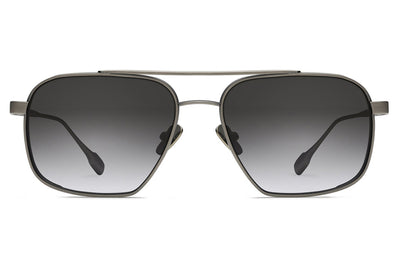 Morgenthal Frederics - Omotesando Sunglasses Antique Pewter