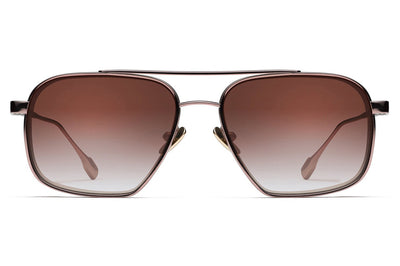 Morgenthal Frederics - Omotesando Sunglasses Rose Gold