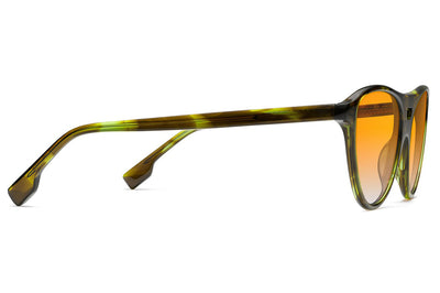 Monse x Morgenthal Frederics - Marilyn Sunglasses Olive Tortoise