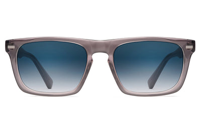 Morgenthal Frederics - Brando Sun Sunglasses Smoke Crystal