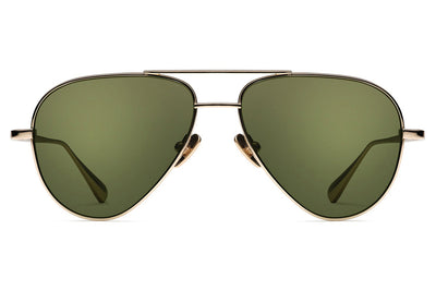 Morgenthal Frederics - Sabre Sunglasses  Gold