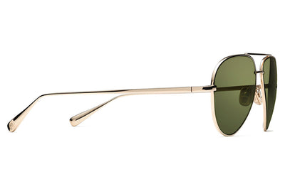 Morgenthal Frederics - Sabre Sunglasses Shiny Gold