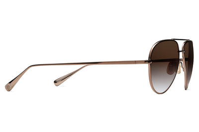 Morgenthal Frederics - Sabre Sunglasses Copper