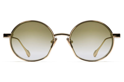 Morgenthal Frederics - Ebisu Sun Sunglasses Shiny Gold