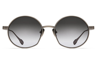 Morgenthal Frederics - Ebisu Sun Sunglasses Antique Pewter