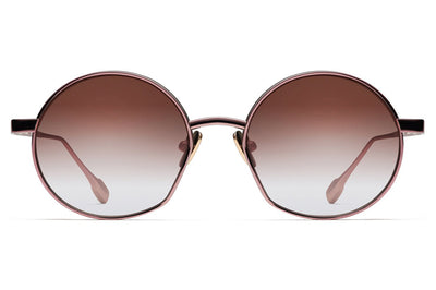 Morgenthal Frederics - Ebisu Sun Sunglasses Rose Gold