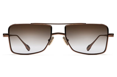 Morgenthal Frederics - Meguro Sun Sunglasses Brown