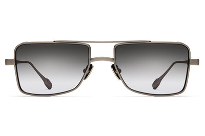 Morgenthal Frederics - Meguro Sun Sunglasses Antique Pewter