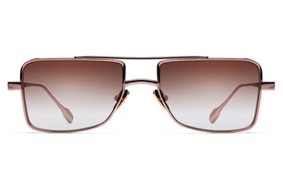 Morgenthal Frederics - Meguro Sun Sunglasses Rose Gold