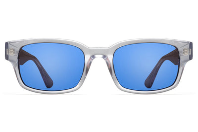Morgenthal Frederics - Ralph Sunglasses Blue Crystal