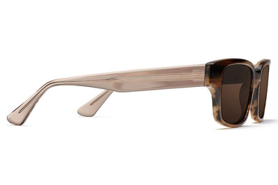 Morgenthal Frederics - Ralph Sunglasses Natural Tortoise/Brown Crystal