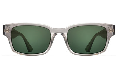 Morgenthal Frederics - Ralph Sunglasses Smoke Crystal