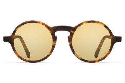 Morgenthal Frederics - ChromoClear Oberlin Sunglasses Tortoise