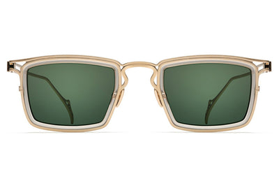 Morgenthal Frederics - The Ninety-Two Sunglasses Gold/Smoke Crystal
