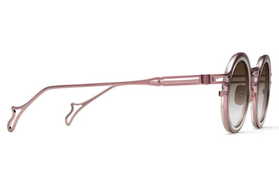 Morgenthal Frederics - The Ninety-One Sunglasses Rose/Blue Crystal