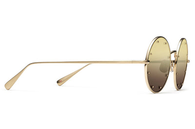 Monse x Morgenthal Frederics - Samantha Sunglasses Gold Screws