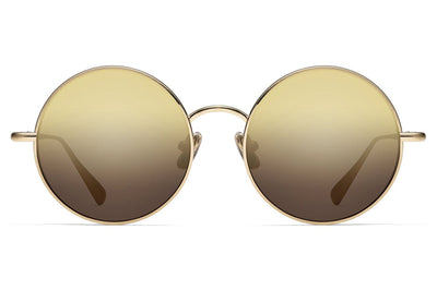 Monse x Morgenthal Frederics - Samantha Sunglasses Gold