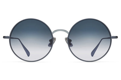 Monse x Morgenthal Frederics - Samantha Sunglasses Teal/Sea Foam