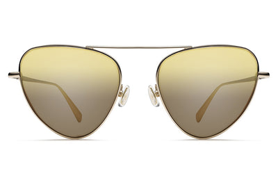 Monse x Morgenthal Frederics - Erica Sunglasses Gold