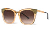 Thierry Lasry - Narcissy Sunglasses Honey & Gold (866)