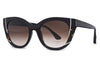 Thierry Lasry - Nevermindy Black & Dark Tortoise (101)