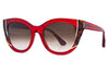 Thierry Lasry - Nevermindy Red & Havana Tortoise (462)