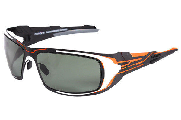 Parasite Eyewear - Orion Sunglasses Black-Orange-G15 Polarized (C10PA)
