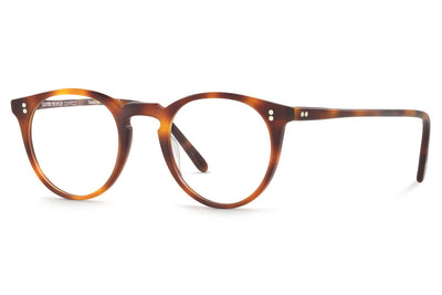 Oliver Peoples - O Malley (OV5183) Eyeglasses Semi-Matte Dark Mahogany