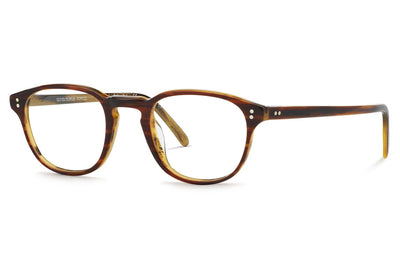 Oliver Peoples - Fairmont (OV5219) Eyeglasses Amaretto-Striped Honey