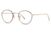 Oliver Peoples - Coleridge (OV1186) Eyeglasses Soft Gold-Amber D