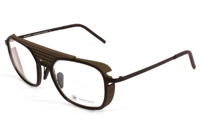Parasite Eyewear - Exos 1 Eyeglasses Black-Brown (C25)