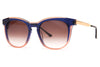 Thierry Lasry - Pearly Sunglasses Light Brown, Purple & Peach (206)