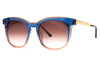 Thierry Lasry - Pearly Sunglasses Beige, Blue & Light Brown (222)